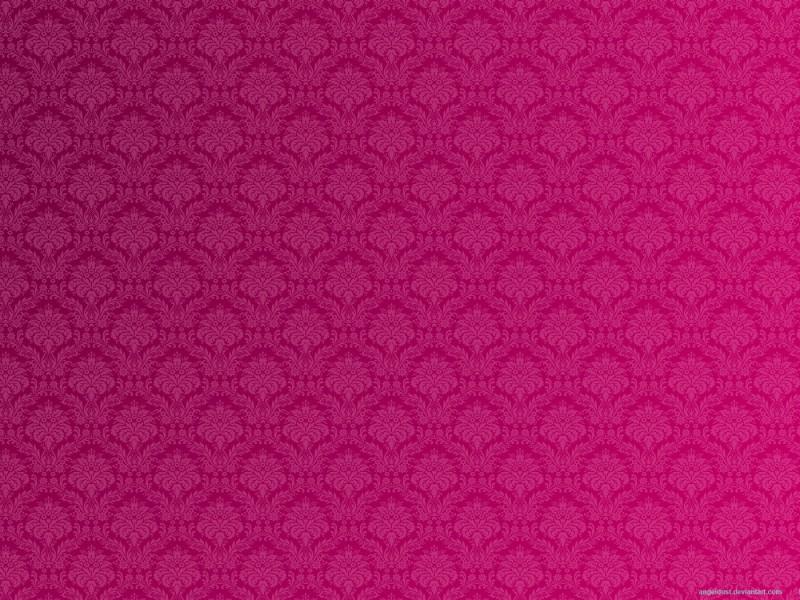 Black and pink damask background