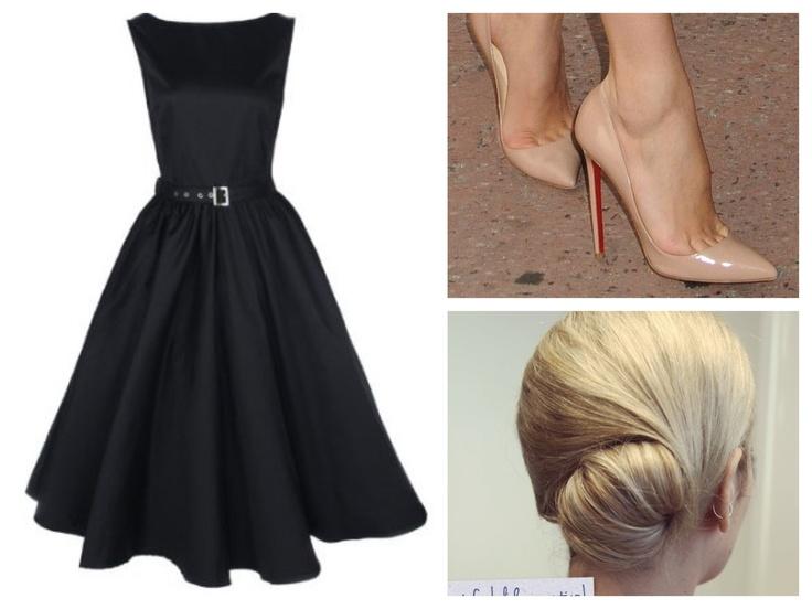 Plain Black Dresses  32 Widescreen Wallpaper