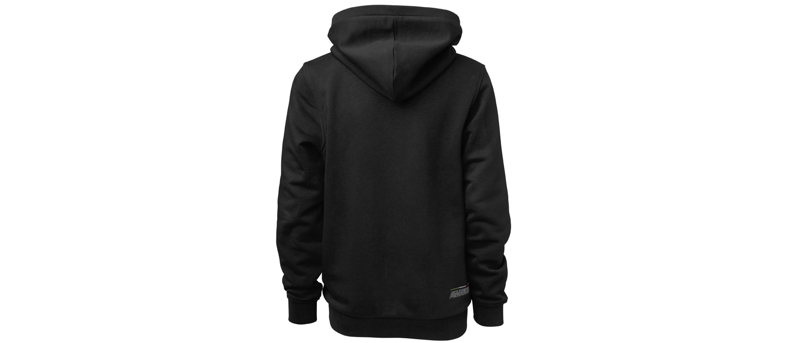 Black Hoodie Sweatshirt Photo Album - Reikian