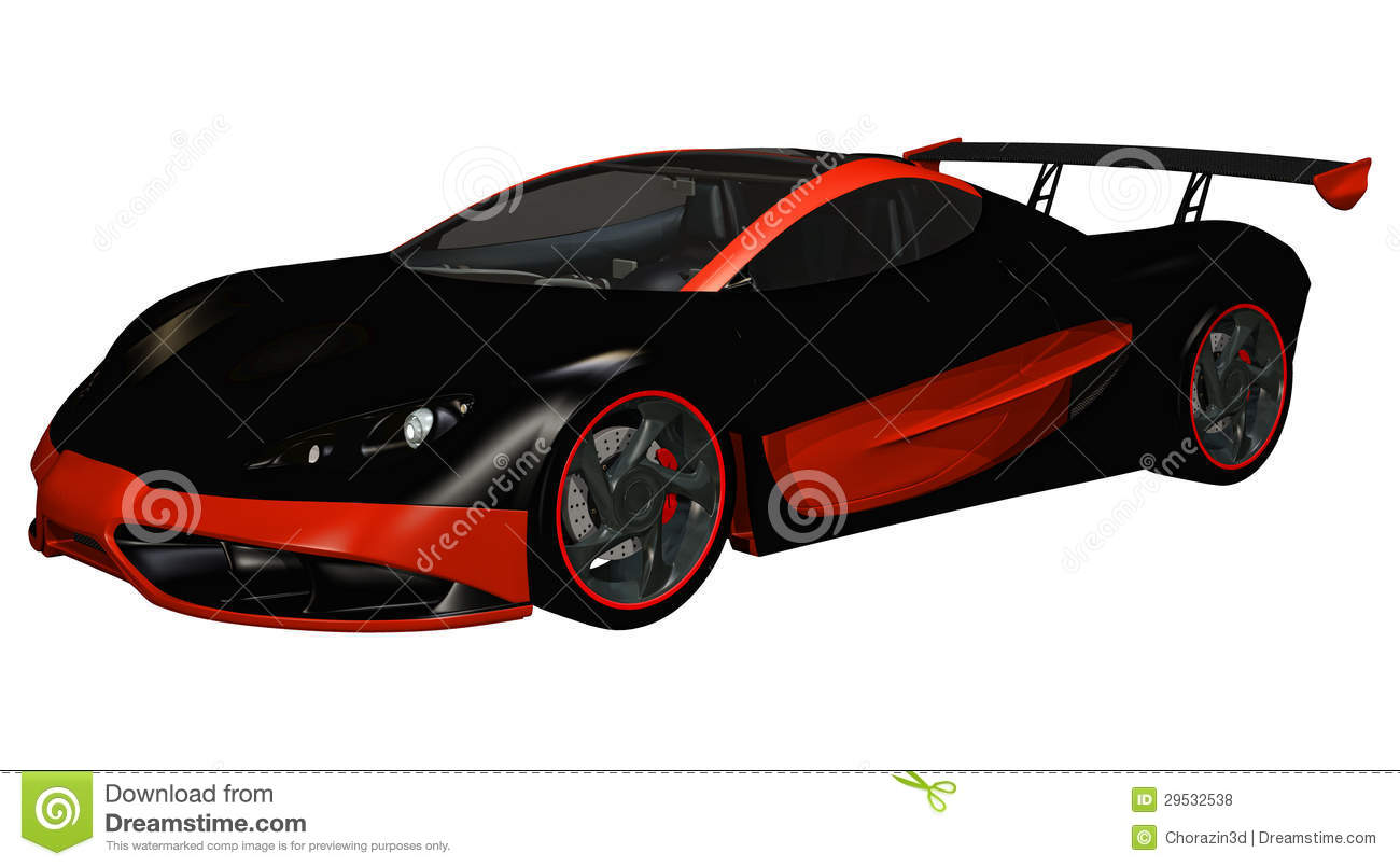 Red and black cars 24 background