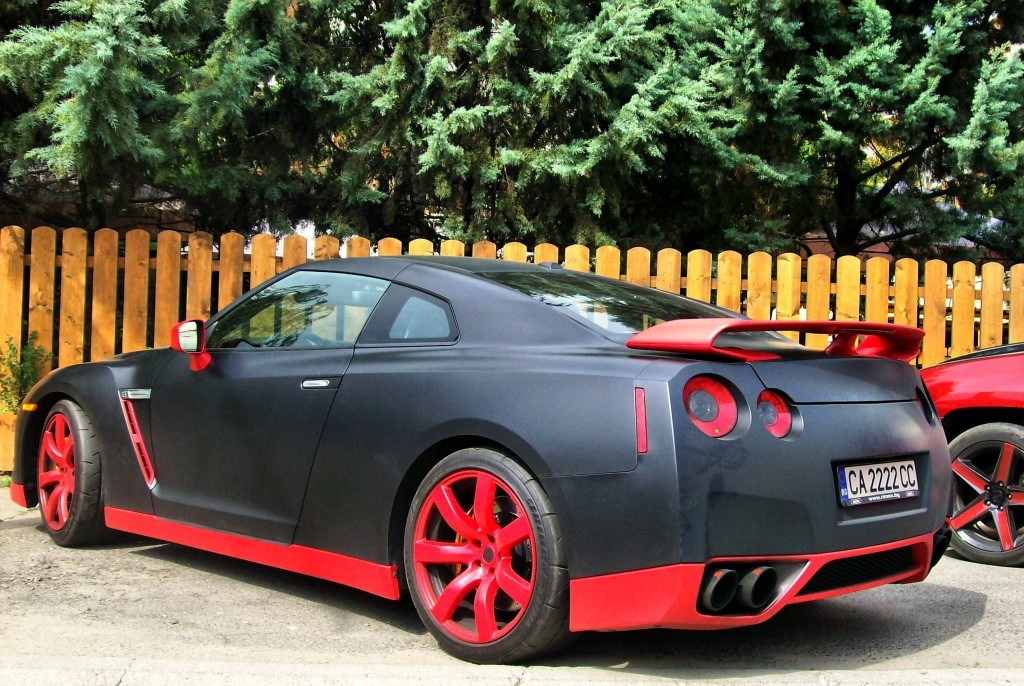 Red And Black Car Wallpapers: Red And Black Cars 8 Cool Hd Wallpaper