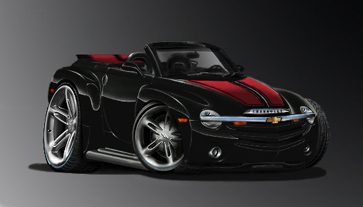 Red And Black Muscle Cars Background Hdblackwallpaper Com