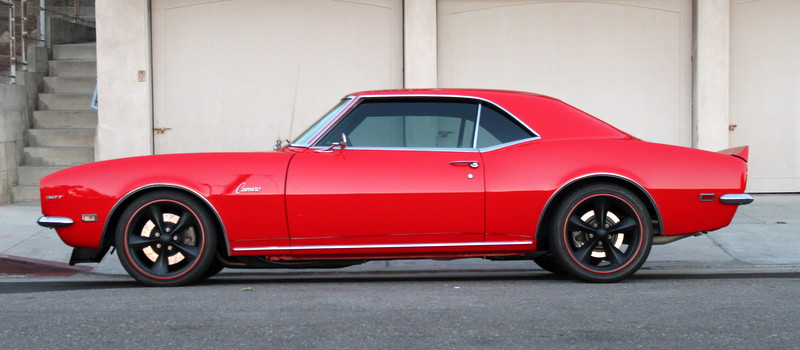 Red And Black Muscle Cars Free Wallpaper Hdblackwallpaper Com