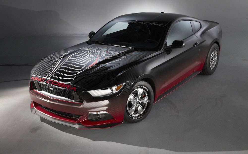 Red And Black Car Wallpapers: Red And Black Mustang Cars 10 Desktop Wallpaper
