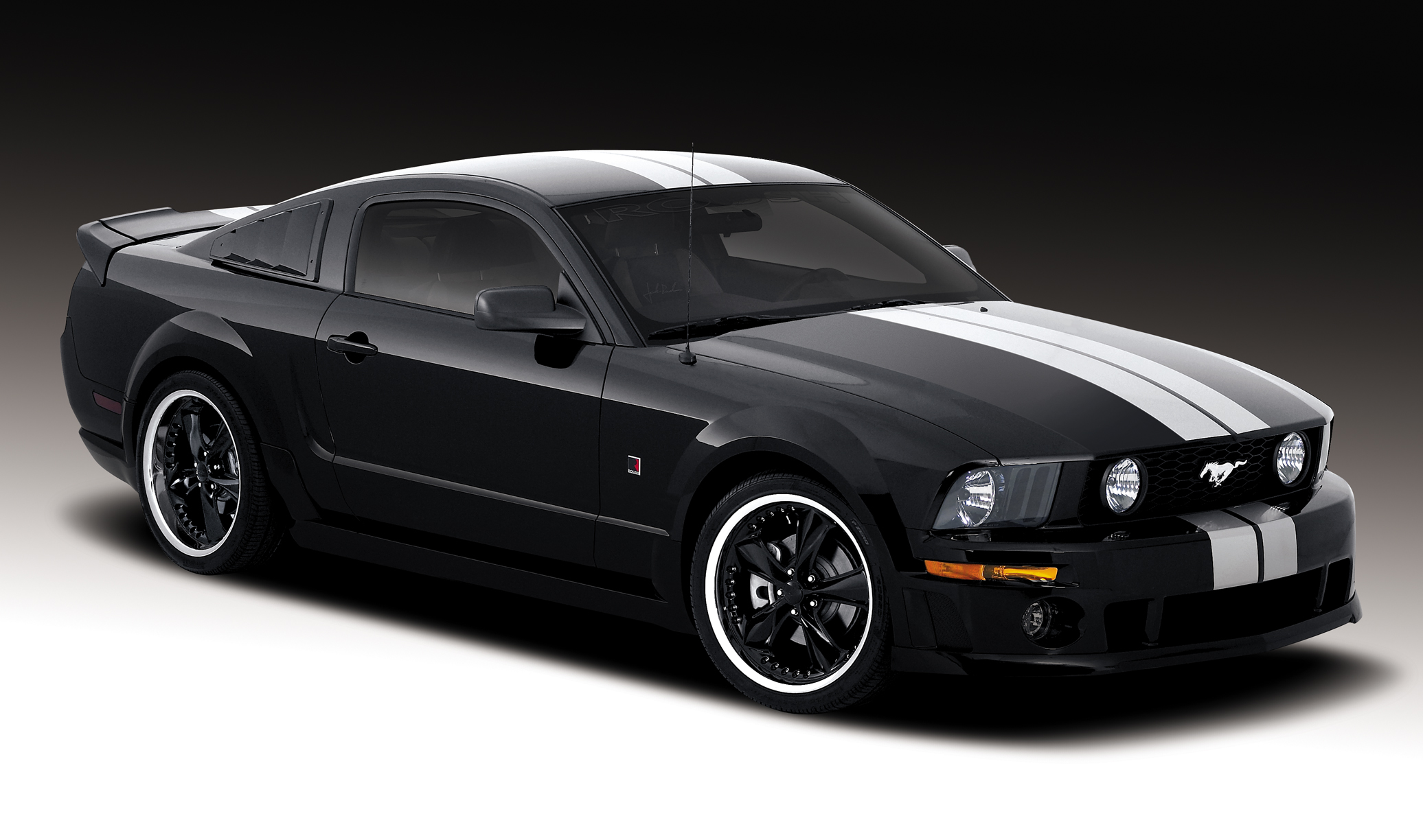 Red And Black Mustang Cars Free Wallpaper Hdblackwallpapercom - Cool cars mustang