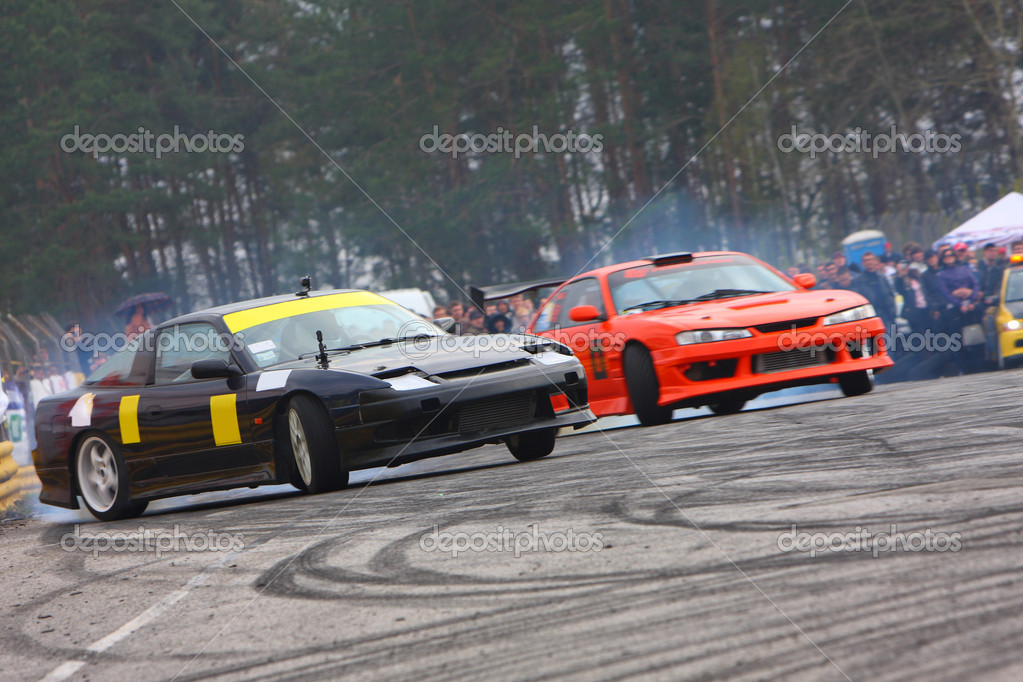 Red And Black Race Cars  28 Background Wallpaper
