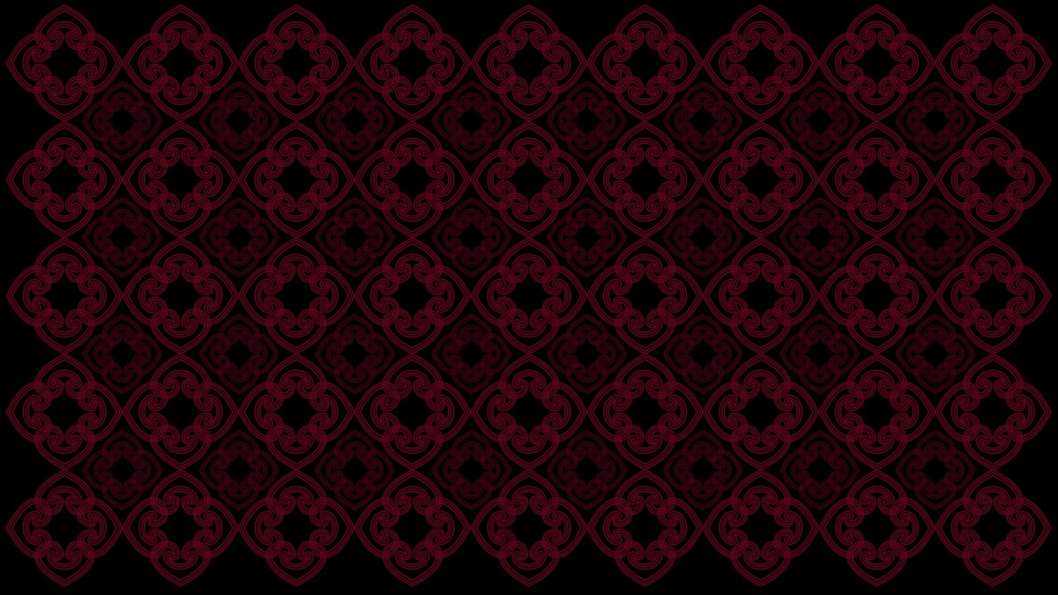 Dark Red Pattern Wallpaper Red And Black W...