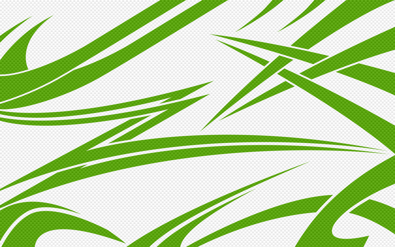 Black white and green wallpaper