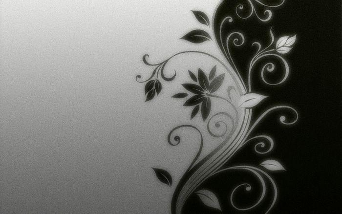 White And Black Wallpaper Designs 15 Cool Wallpaper
