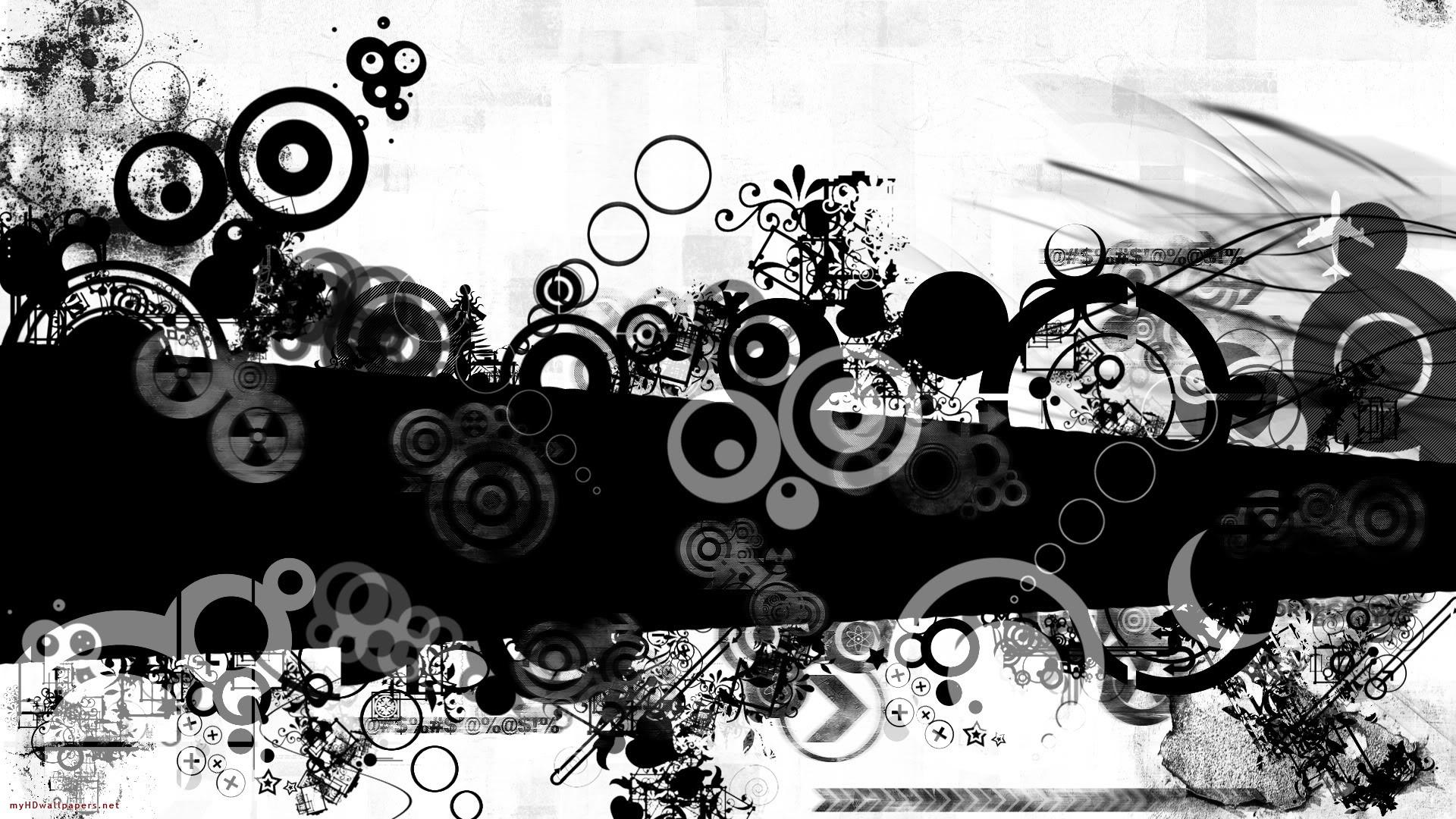 White And Black Wallpaper Designs 6 Background Wallpaper