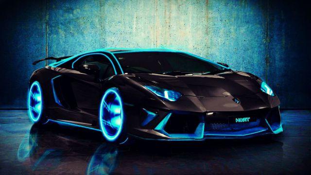 Black And Blue Lamborghini 10 Cool Wallpaper Hdblackwallpaper Com