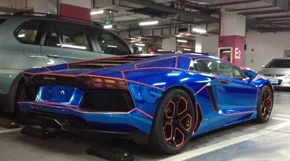 black and blue lamborghini 23 desktop wallpaper - Lamborghini Black And Blue