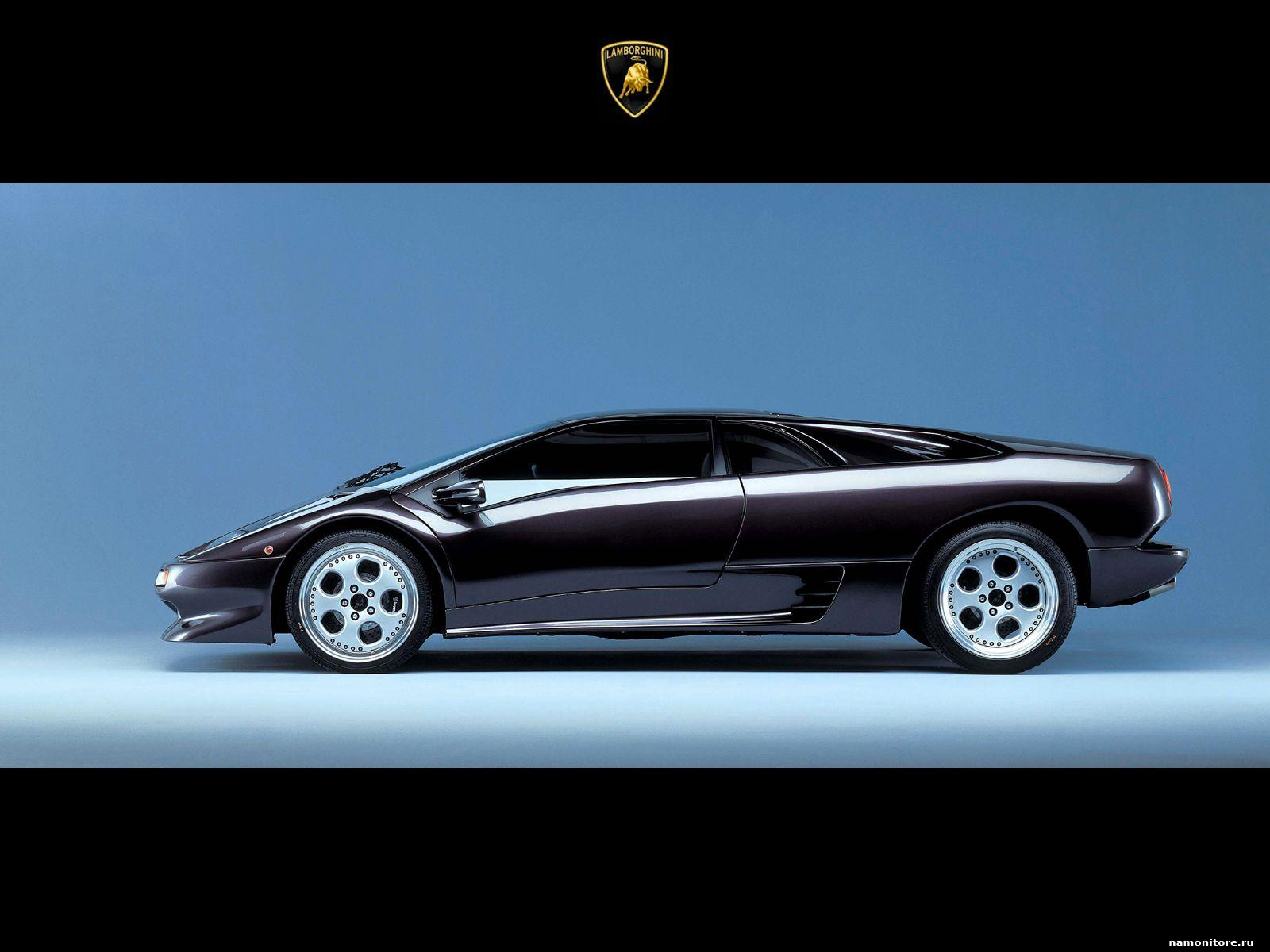 Black And Blue Lamborghini Wallpaper 5 Desktop Wallpaper