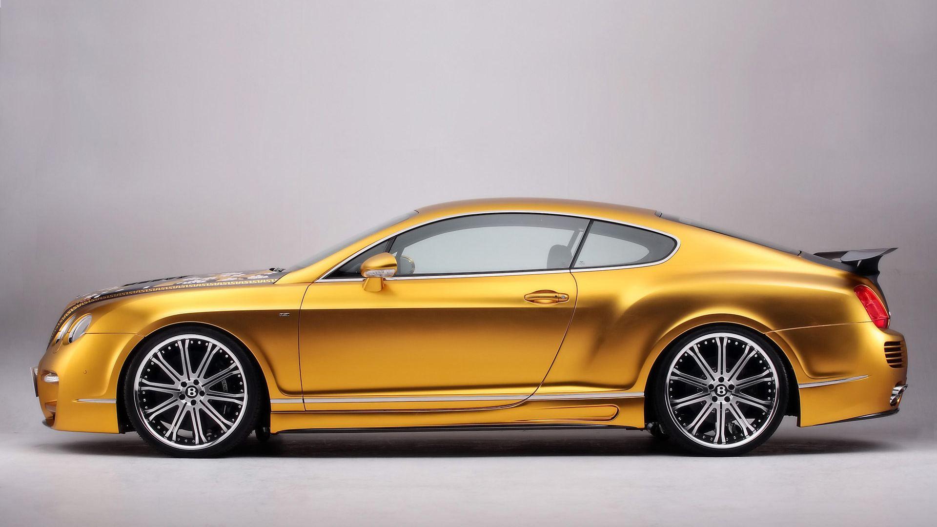 Black And Gold Sports Cars 17 Desktop Wallpaper