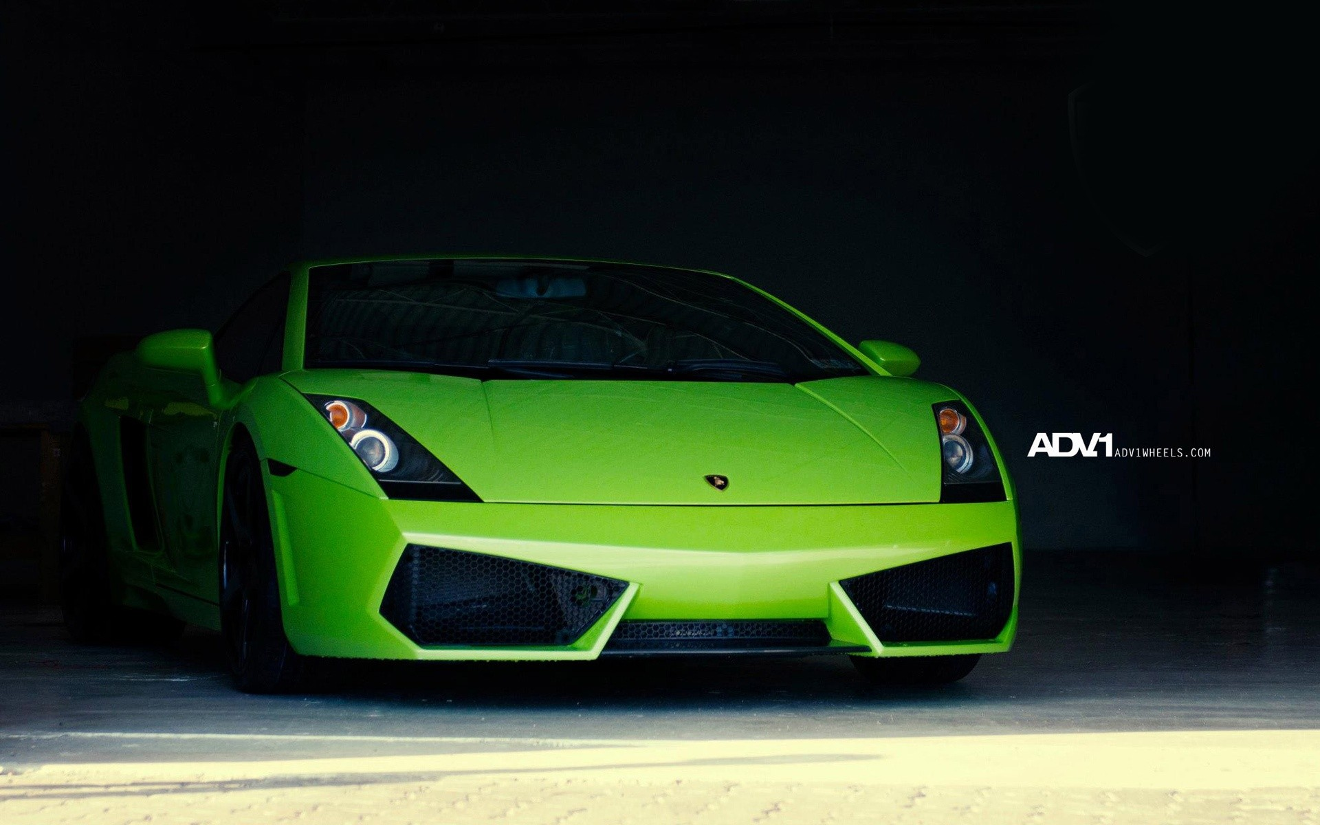 wallpaper green ferrari cars - photo #25