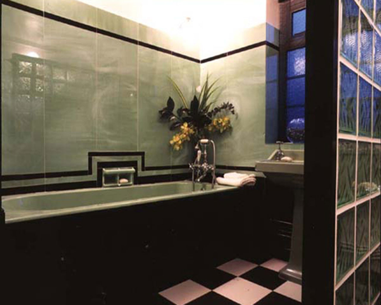 Black And Pink Bathroom Ideas 10 Background