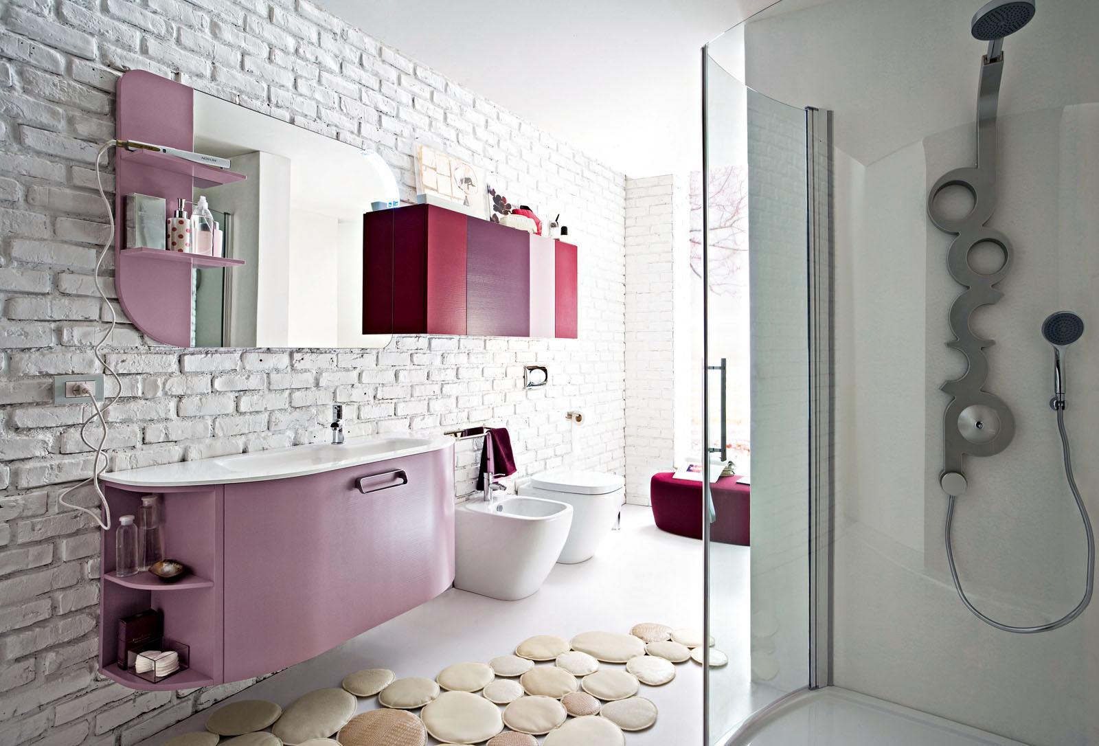 Pink bathroom ideas classy retro pink bathroom ideas for Bathroom ideas pink