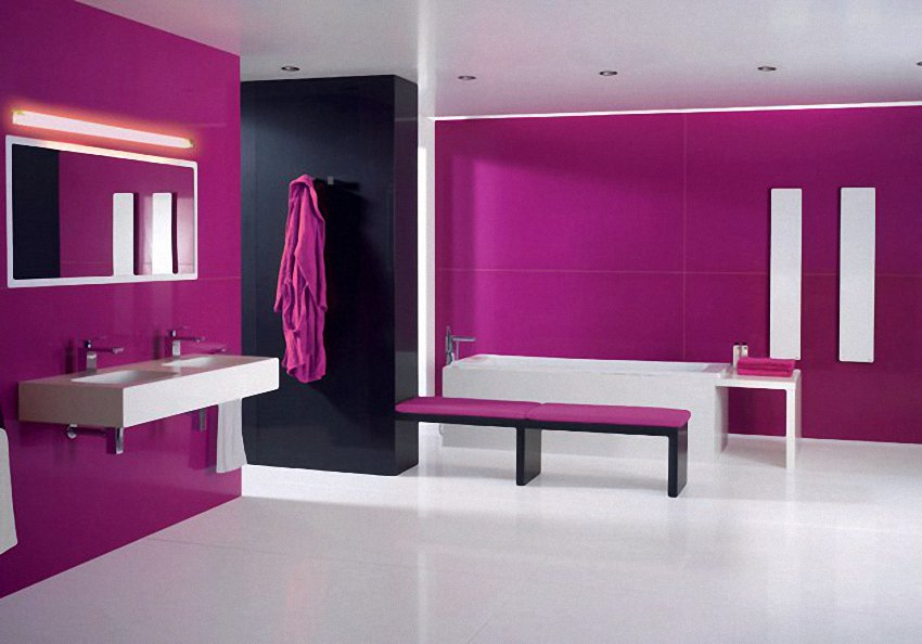 Black And Pink Bathroom Ideas 6 High Resolution Wallpaper. Black And Pink  Bathroom Ideas 6 High Resolution Wallpaper