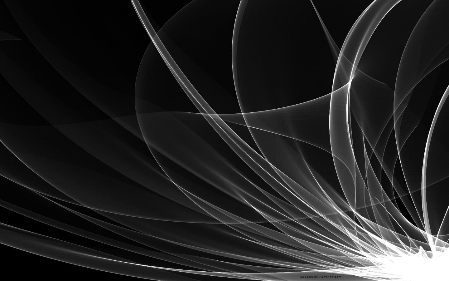 Black and white abstract art 25 free wallpaper - Black abstract background ...