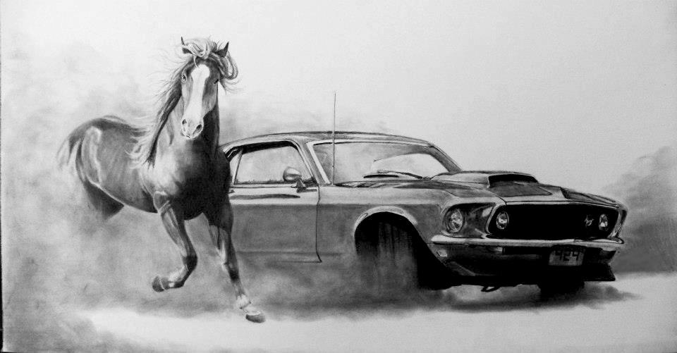 Black and white car drawings 30 cool hd wallpaper - Car wallpaper black and white ...