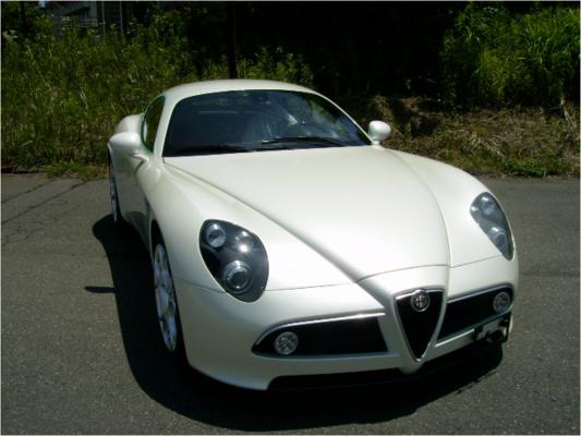Black And White Cars Alfa Romeo  31 Desktop Background