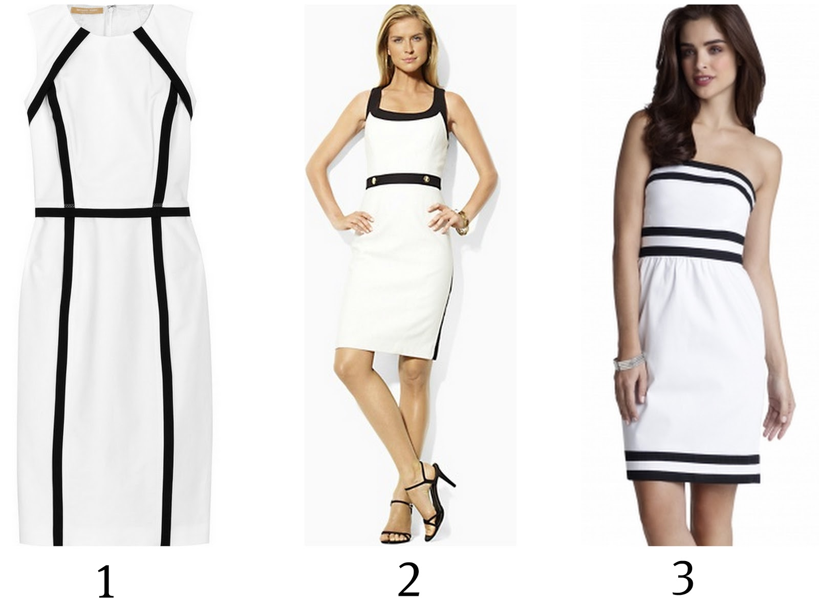 High resolution images black and white dress
