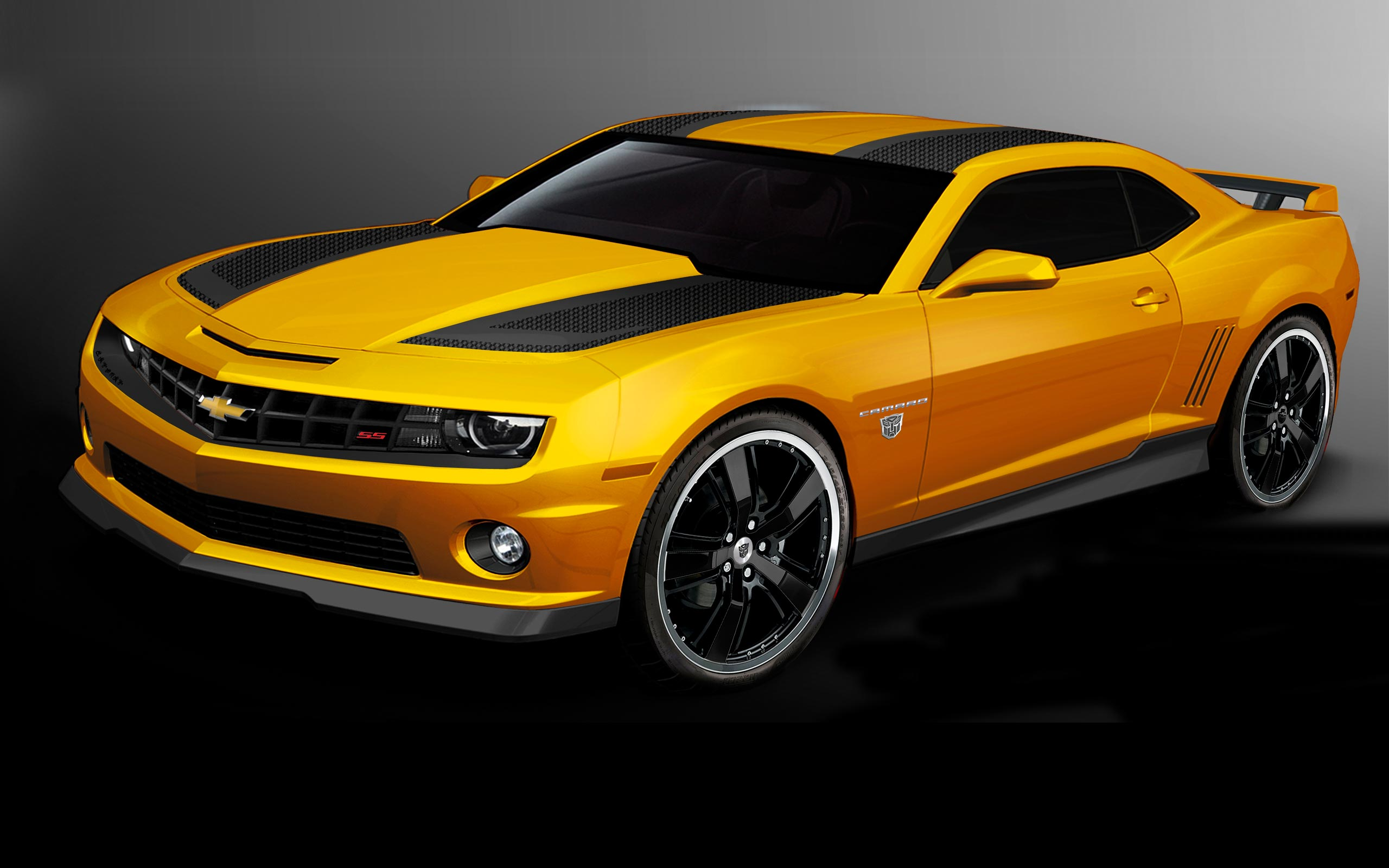 Black Cars Wallpaper 7 Background: Black And Yellow Cool Cars 16 Desktop Background