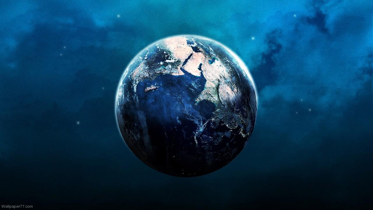 Black Earth Wallpaper 7 Background Wallpaper