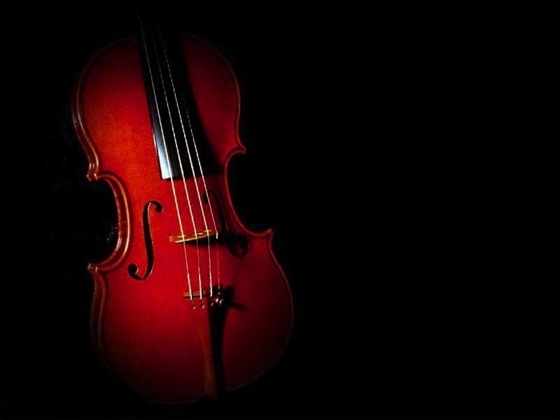 cool 3d wallpaper violin - photo #26