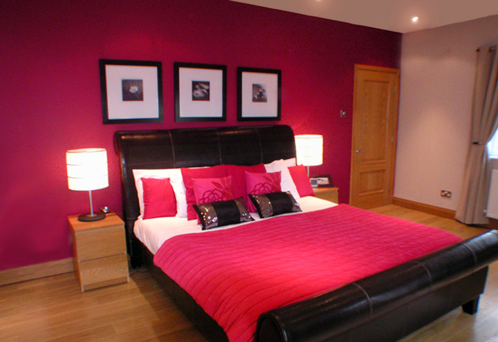 Pink And Black Bedrooms  13 Cool Hd Wallpaper