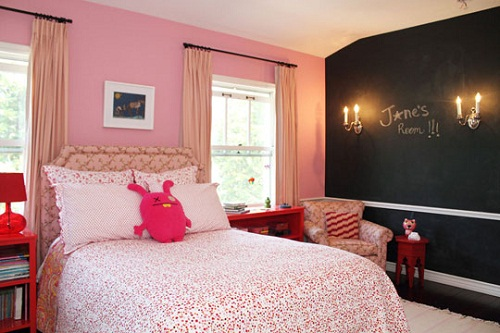 Pink And Black Bedrooms 30 Widescreen Wallpaper Part 81