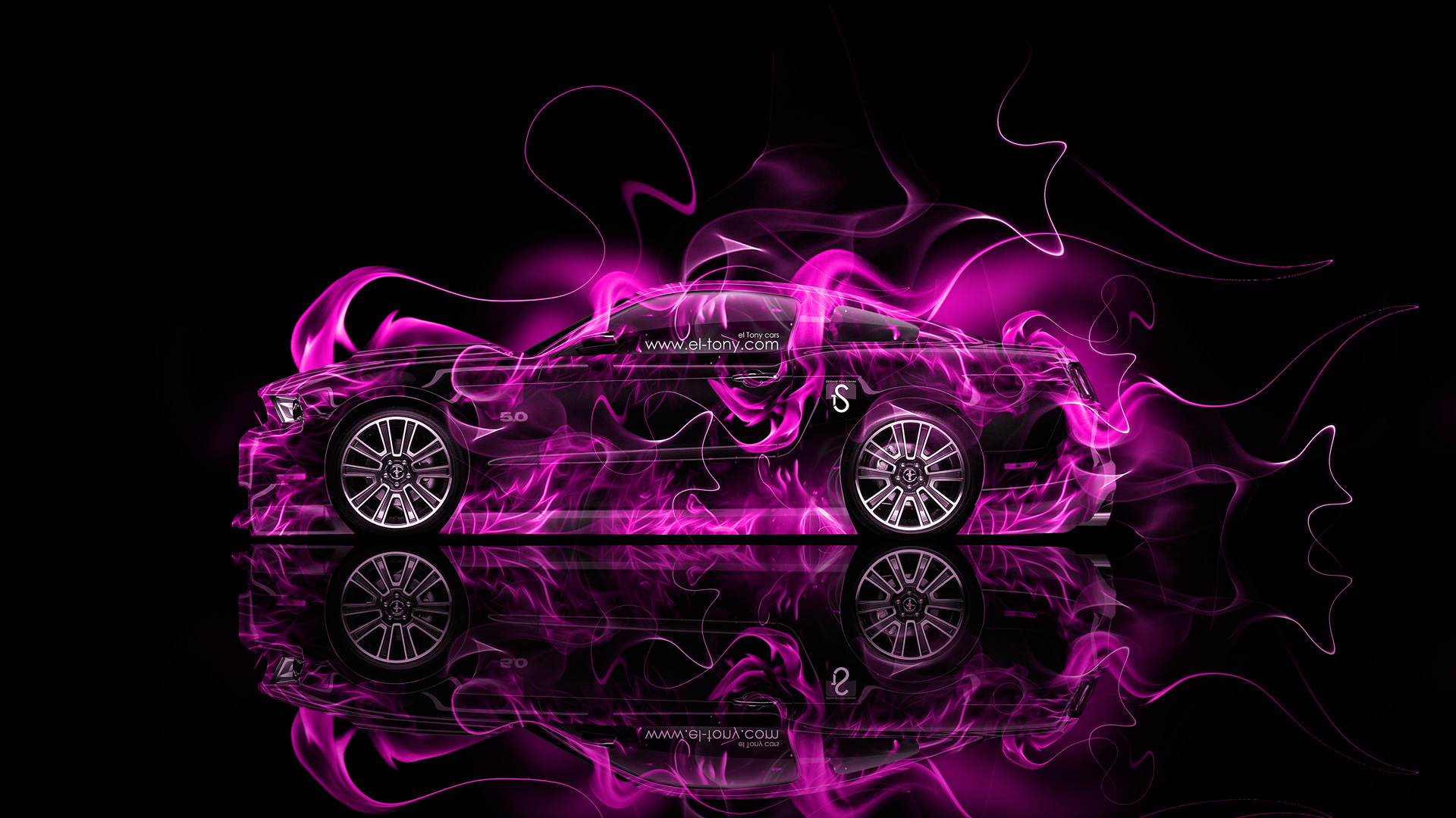 Pink And Black Ford Wallpaper 25 Cool Wallpaper