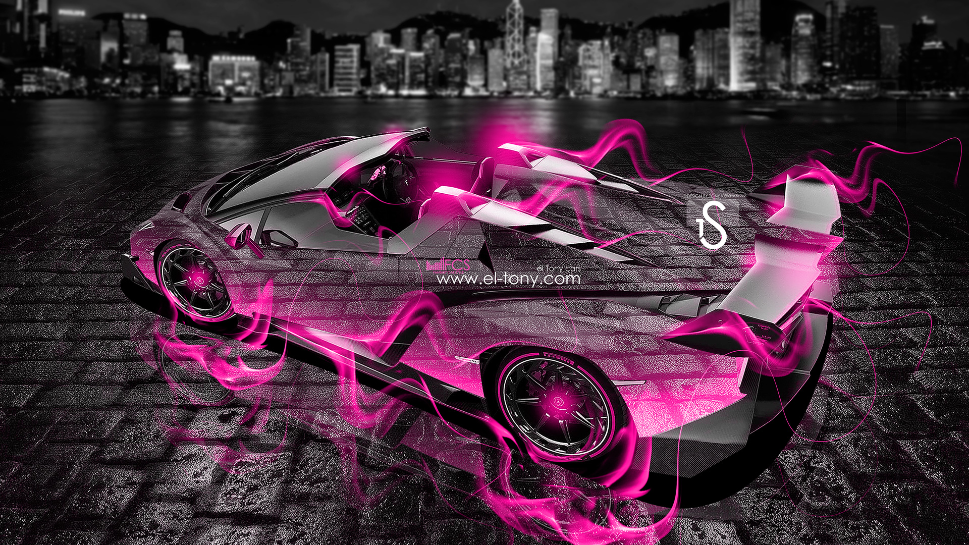 Pink And Black Lamborghini Wallpaper 12 High Resolution Wallpaper