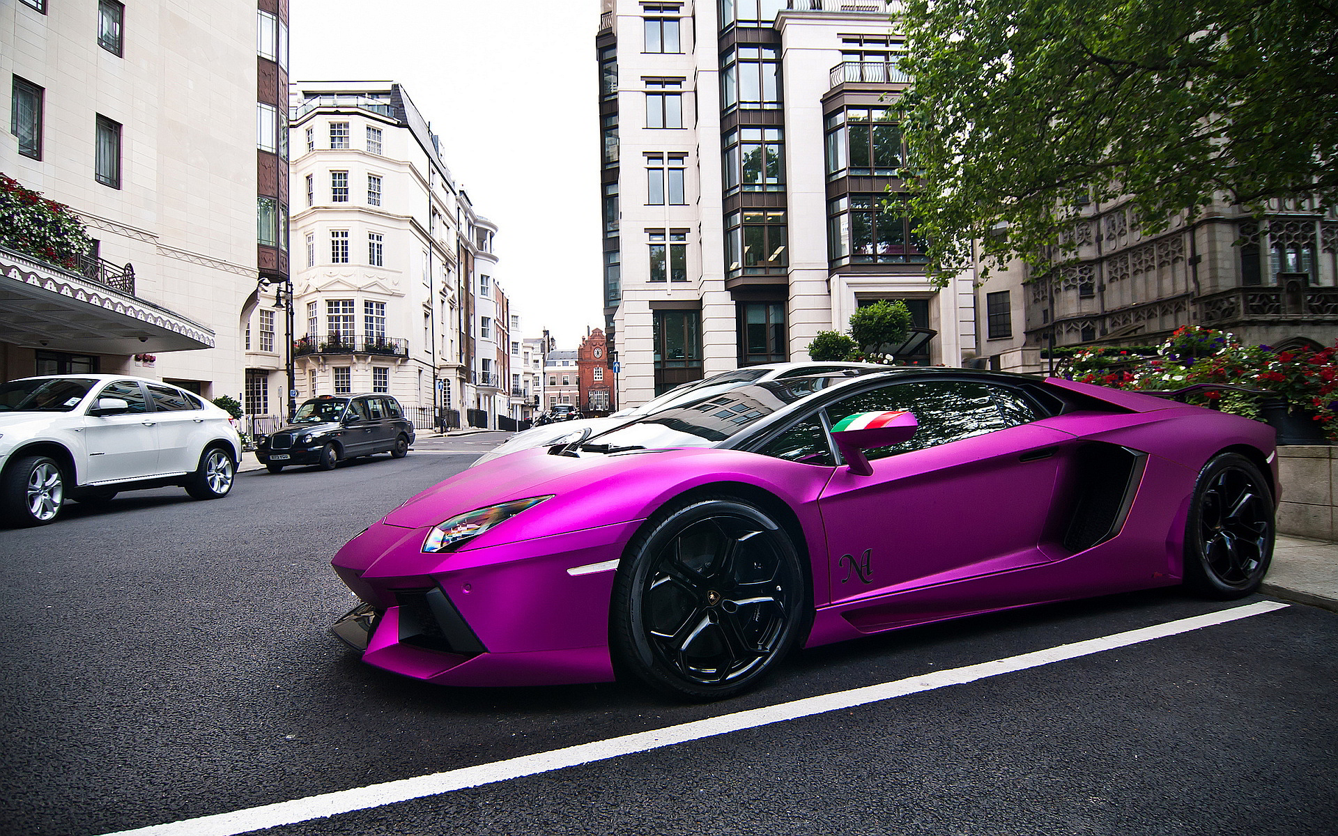 Pink And Black Lamborghini Wallpaper 26 Hd Wallpaper
