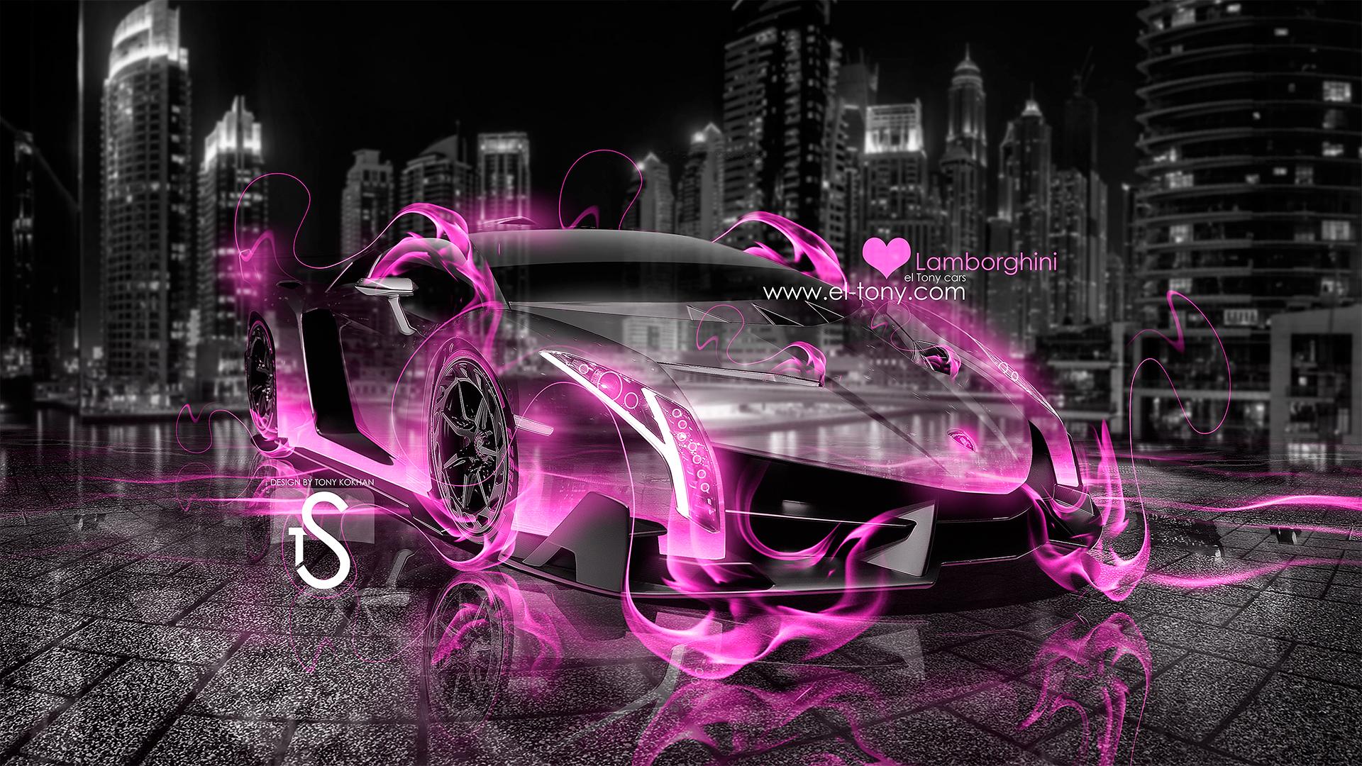 pink and black lamborghini wallpaper 28 desktop background - Lamborghini Black And Pink