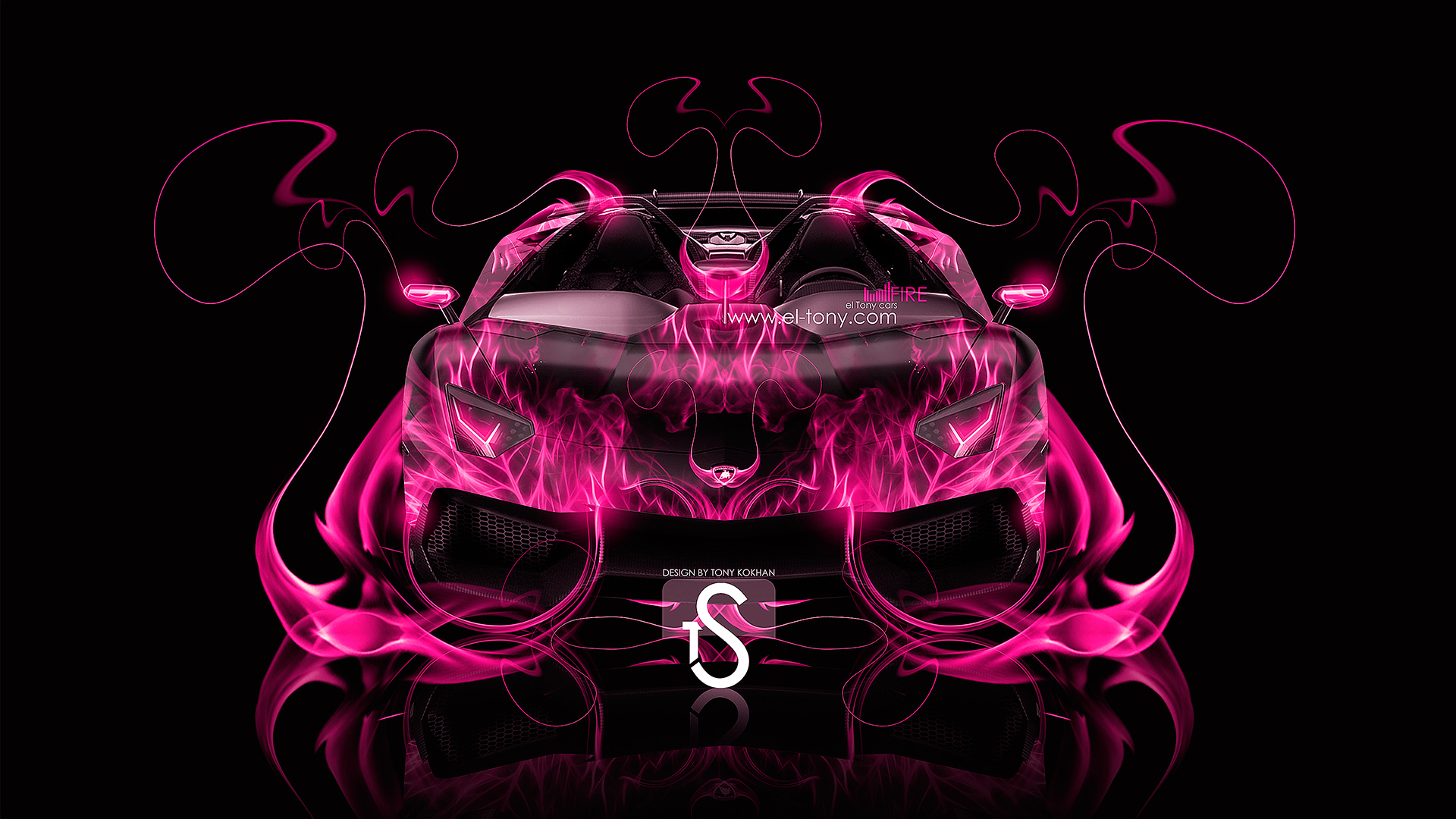 Pink And Black Lamborghini Wallpaper 1 Cool Wallpaper ...