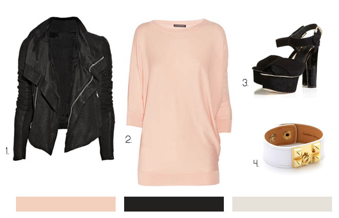 Pink And Black Leather Jacket  20 Cool Wallpaper