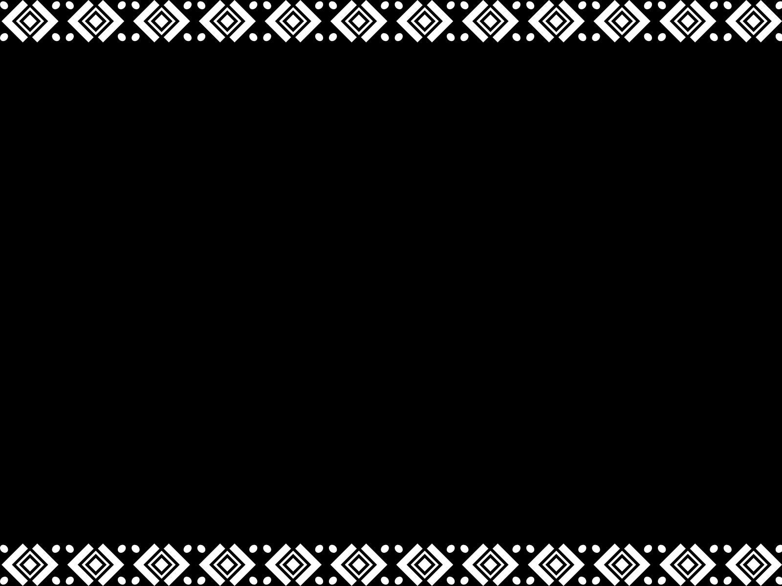 Plain Black Wallpaper Border 18 Background