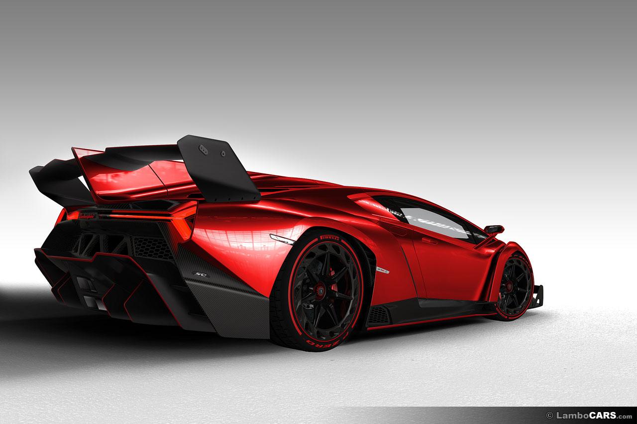 Red And Black Lamborghini Wallpaper 13 Cool