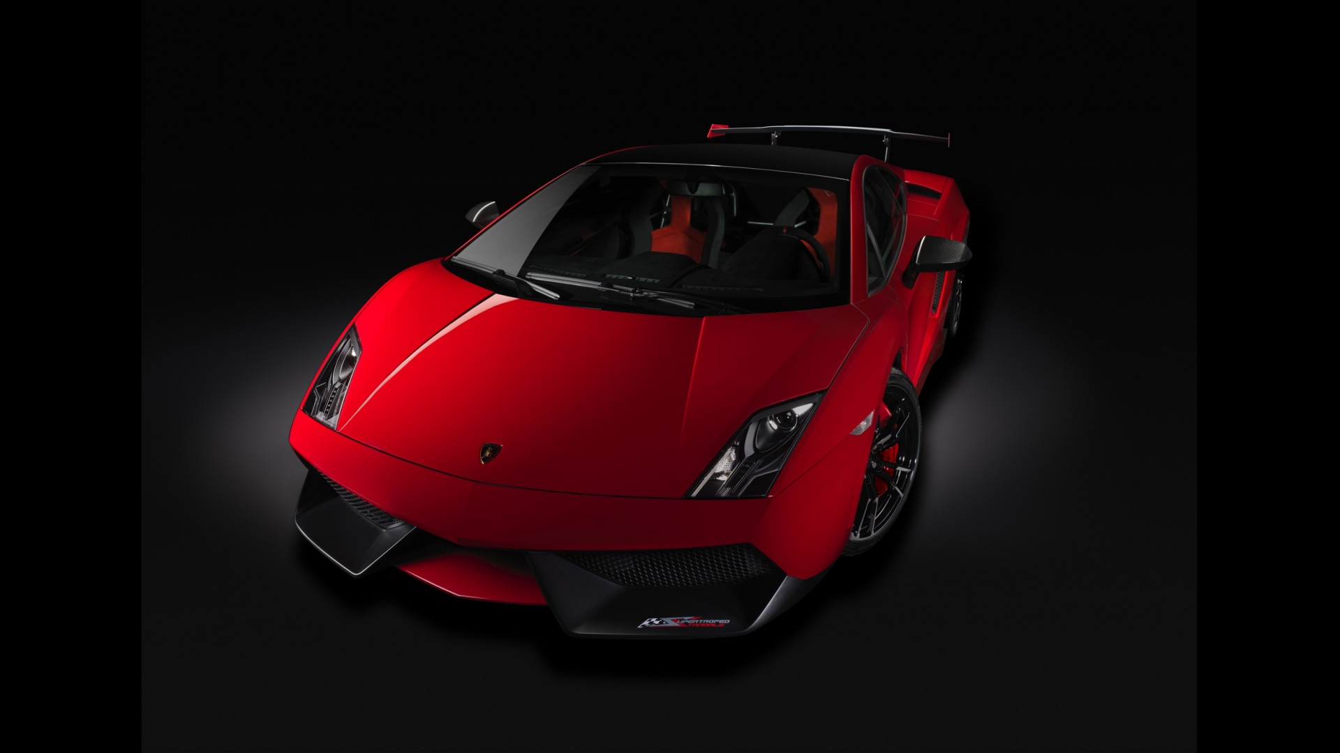 Red And Black Lamborghini Wallpaper 24 Background ...