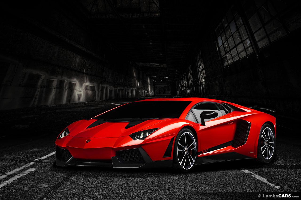 Tron Lamborghini Black Red Car Wallpapers Hd Desktop: Red And Black Lamborghini Wallpaper 19 Desktop Background