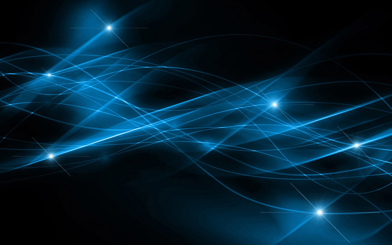 Black And Blue Abstract Wallpaper 4 Desktop Background