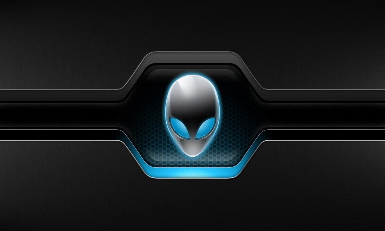 Black And Blue Alienware Wallpaper 36 Free Wallpaper
