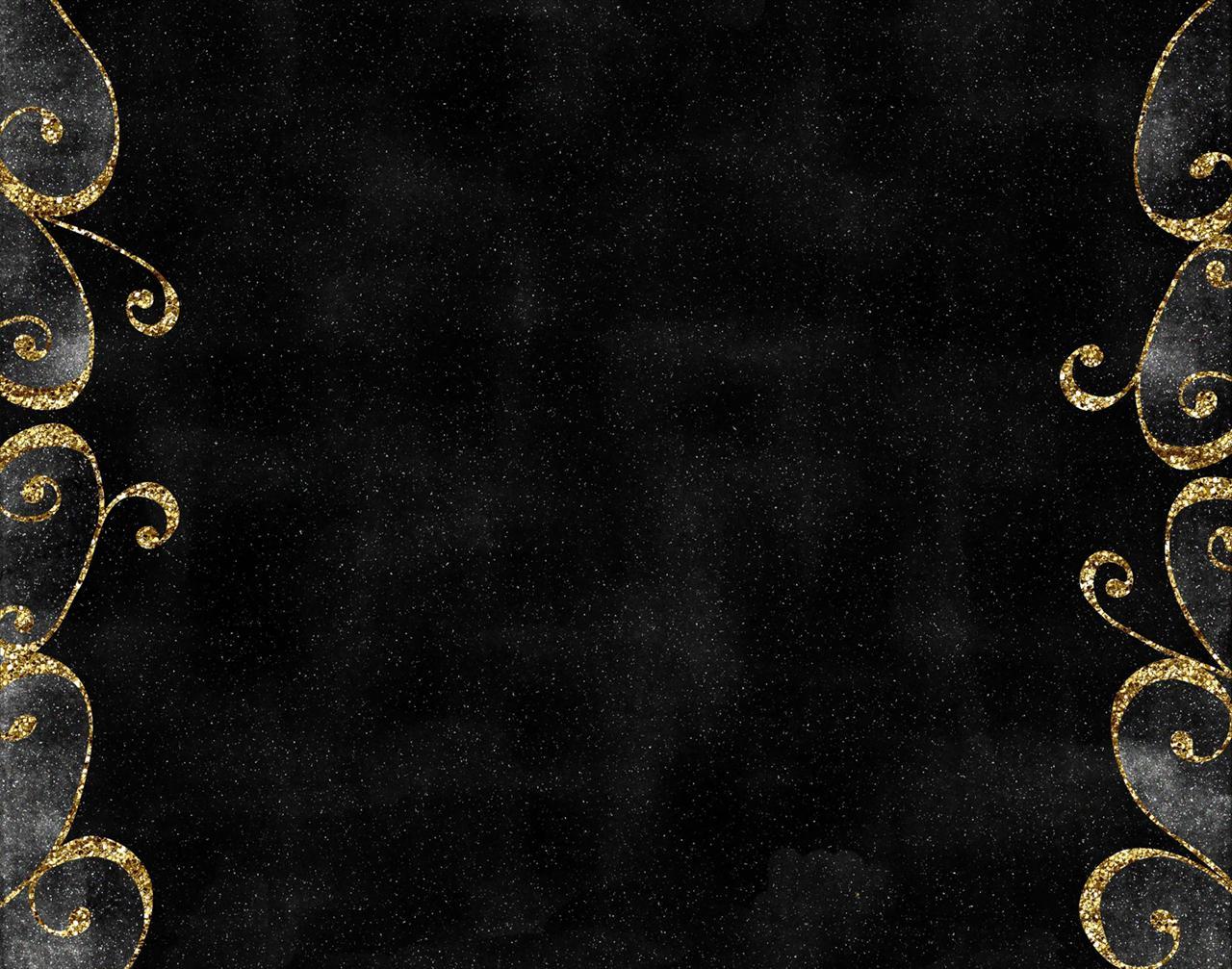 Black And Gold Wallpaper Border 26 Free