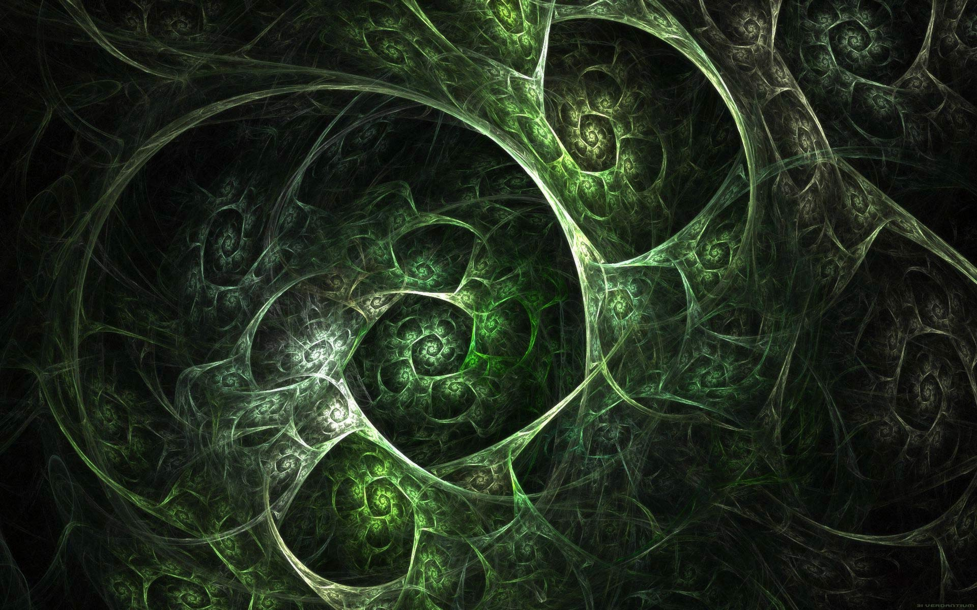black and green abstract wallpaper 2 hd wallpaper - hdblackwallpaper
