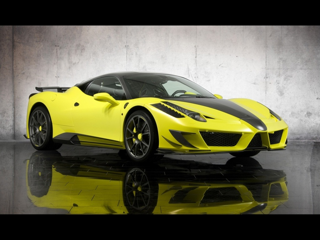 Black And Yellow Exotic Cars Wallpaper 25 Background