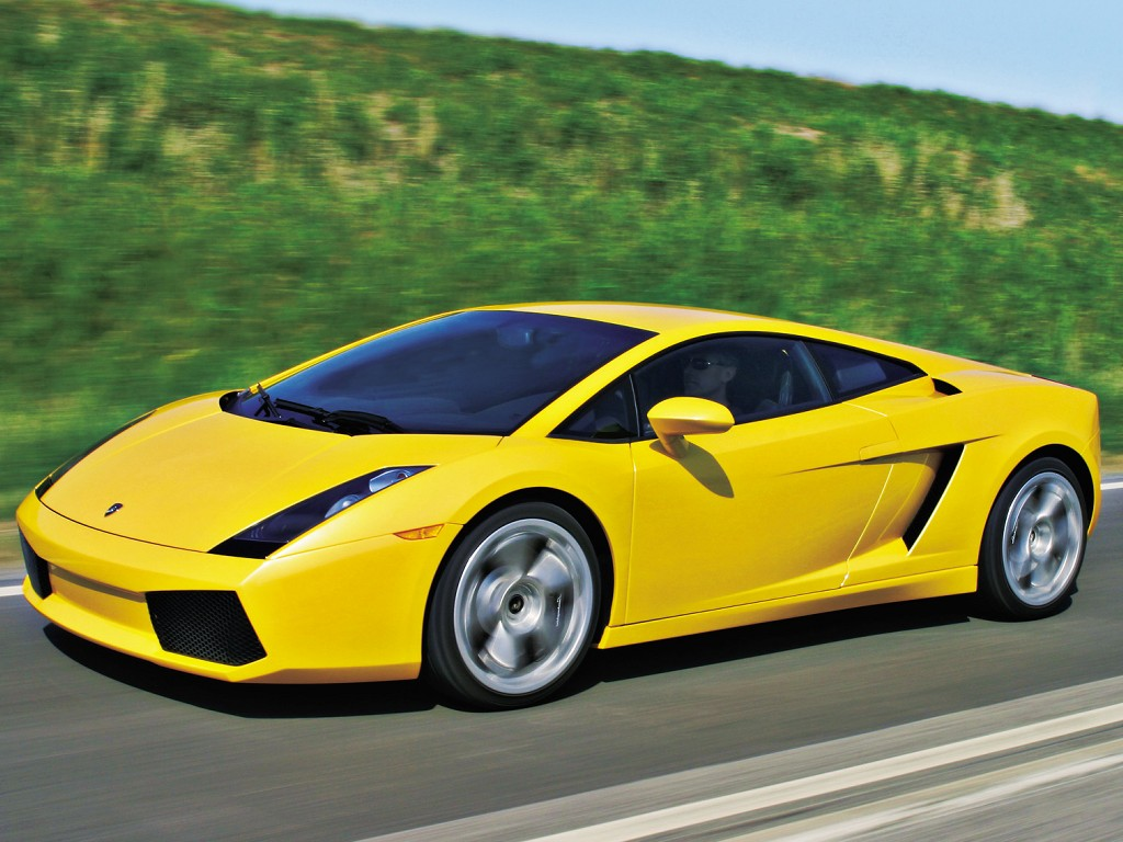 Black And Yellow Sports Cars Wallpaper 24 Background