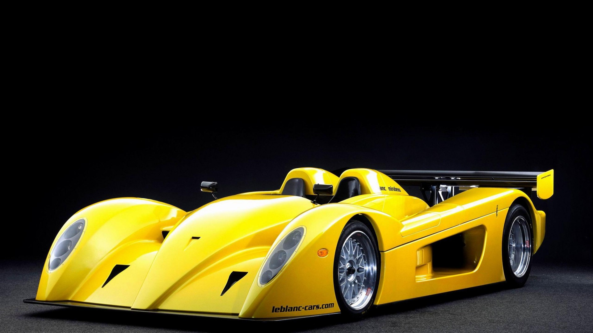 vehicle yellow sports car - photo #33