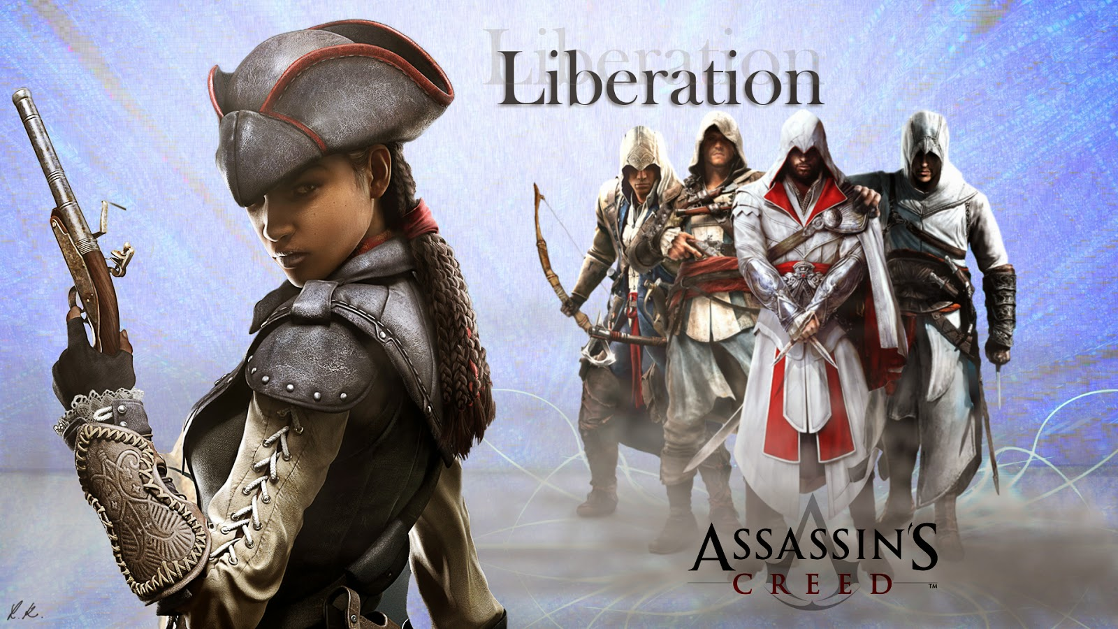 Как сделать русскую озвучку для assassins creed liberation