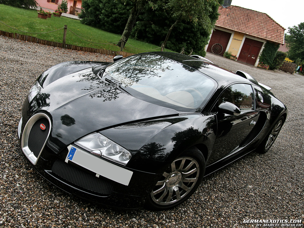 Black Bugatti  111 Hd Wallpaper